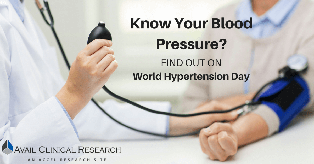 Free blood pressure screenings in DeLand for World Hypertension Day